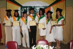 Graduados de la 1era Investidura del INSIMED