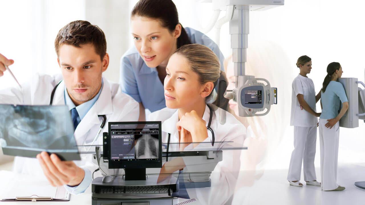 Curso Técnico en Radiología General