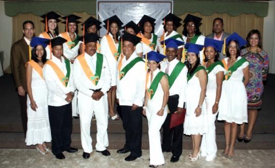 Graduación INSIMED 2010