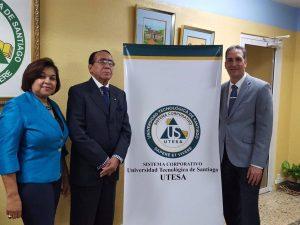 INSIMED firma convenio con UTESA