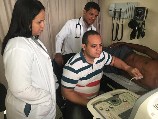 Operativo Hospital Moscoso Puello